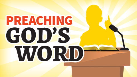Preaching God's Word series image